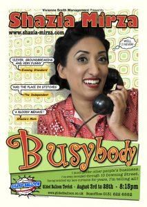Busybody Poster
