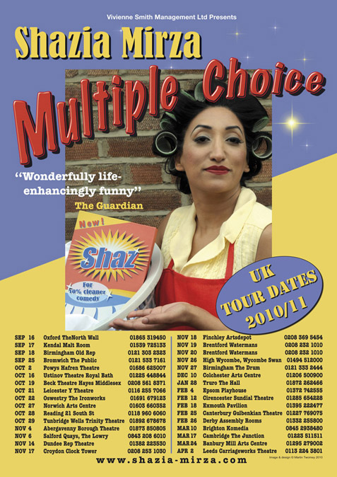 Multiple Choice Poster